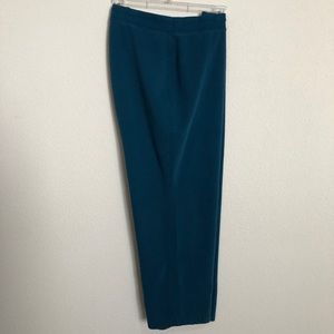 Made for Life Teal Sweatpants